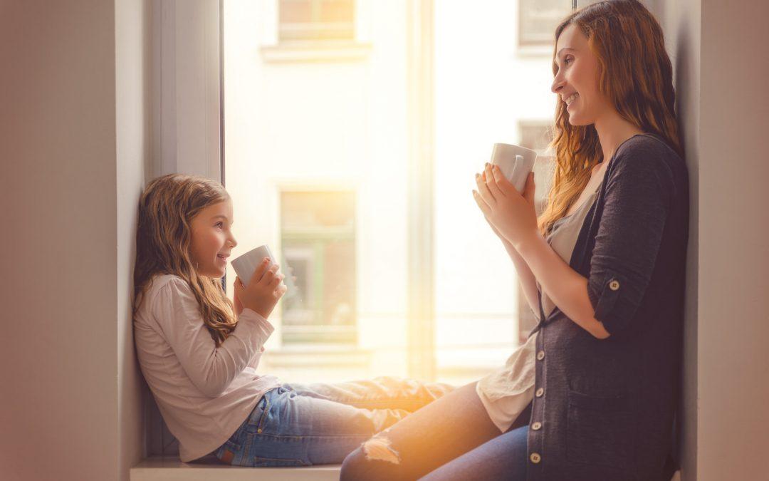Kinder brauchen Feinfühligkeit – Eltern auch!