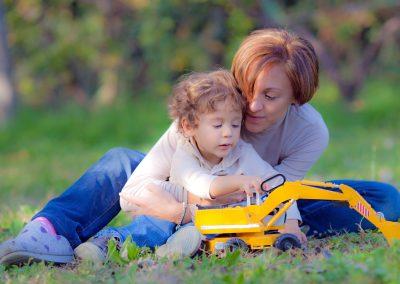 Kinder brauchen (frühe) Bindung