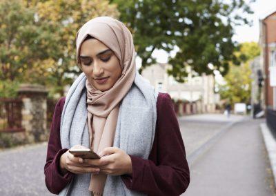 Digitale Familienarbeit in der Jugendhilfe mit Geflüchteten