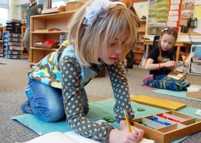 Einführung in die Montessori Pädagogik für Kinder von 1-6 Jahren