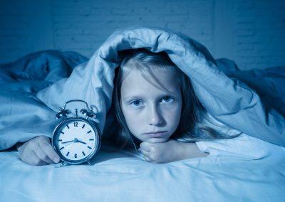 Schlafstörungen bei (Schul-) Kindern und Jugendlichen